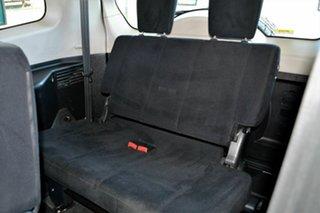 2010 Mitsubishi Pajero NT MY10 GLS Silver 5 Speed Sports Automatic Wagon