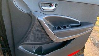 2015 Hyundai Santa Fe DM MY15 Elite CRDi (4x4) Black 6 Speed Automatic Wagon