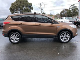 2013 Ford Kuga TF Trend (AWD) 6 Speed Automatic Wagon.