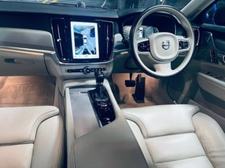 2016 Volvo S90 P Series MY17 D5 Geartronic AWD Inscription Brown 8 Speed Sports Automatic Sedan.