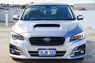 2019 Subaru Levorg V1 MY19 2.0 GT-S CVT AWD Silver 8 Speed Constant Variable Wagon