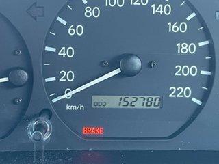 2001 Toyota Camry MCV20R CSi Gold 4 Speed Automatic Sedan