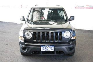 2014 Jeep Patriot MK MY14 Sport (4x2) Grey 5 Speed Manual Wagon.