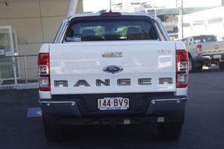 2021 Ford Ranger PX MkIII 2021.25MY XLT Hi-Rider Arctic White 10 Speed Sports Automatic