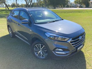 2016 Hyundai Tucson TL MY17 Active X 2WD Pepper Gray 6 Speed Sports Automatic Wagon.