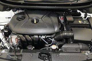 2017 Hyundai i30 GD4 Series II MY17 Active Polar White 6 Speed Sports Automatic Hatchback