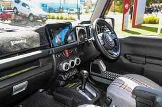 2019 Suzuki Jimny JB74 Grey 4 Speed Automatic Hardtop