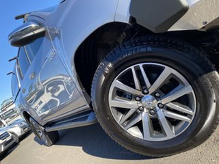 2019 Toyota Hilux GUN126R SR5 Double Cab Silver 6 Speed Sports Automatic Utility