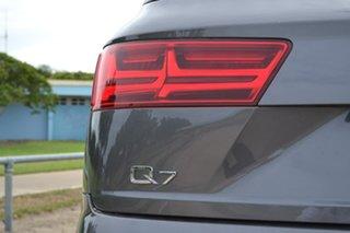 2018 Audi Q7 4M MY18 TDI Tiptronic Quattro Grey 8 Speed Sports Automatic Wagon