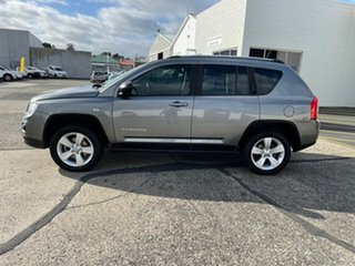 2012 Jeep Compass MK MY12 Sport CVT Auto Stick Grey 6 Speed Constant Variable Wagon