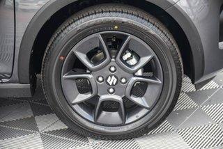 2021 Suzuki Ignis MF Series II GLX Mineral Grey 1 Speed Constant Variable Hatchback
