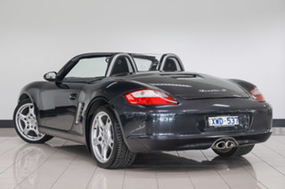2005 Porsche Boxster 987 MY05 S Grey 5 Speed Sports Automatic Convertible.