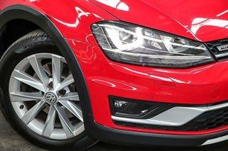 2015 Volkswagen Golf VII MY16 Alltrack DSG 4MOTION 132TSI Red 6 Speed Sports Automatic Dual Clutch.