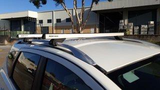 2012 Nissan Dualis +2 ST White 5 Speed Automatic Wagon.