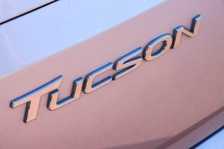 2017 Hyundai Tucson TLe MY17 Active 2WD Silver 6 Speed Manual Wagon