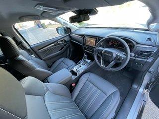 2021 Isuzu MU-X MY19 LS-T Rev-Tronic 4x2 Mercury Silver 6 Speed Sports Automatic Wagon