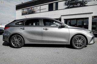 2021 Kia Cerato BD MY22 Sport Grey 6 Speed Sports Automatic Hatchback