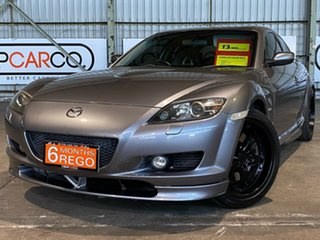 2004 Mazda RX-8 FE1031 Grey 4 Speed Sports Automatic Coupe.