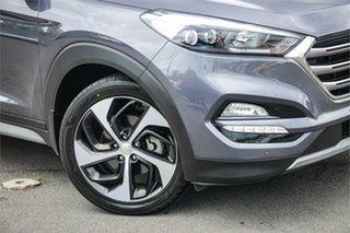 2017 Hyundai Tucson TLE2 Highlander Grey 6 Speed Sports Automatic Wagon.