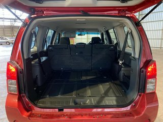 2011 Nissan Pathfinder R51 MY10 ST Red 5 Speed Sports Automatic Wagon