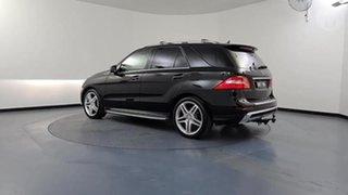 2015 Mercedes-Benz ML350 CDI BlueTEC 166 MY15 4x4 Black 7 Speed Automatic Wagon