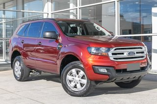 2016 Ford Everest UA Ambiente Red 6 Speed Sports Automatic SUV.