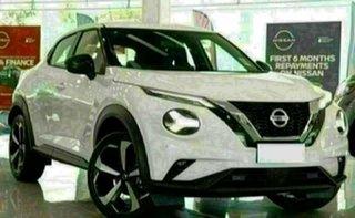 2021 Nissan Juke F16 ST-L Ivory Pearl 7 Speed Auto Dual Clutch Hatchback