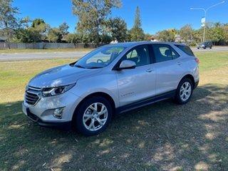 2018 Holden Equinox EQ MY18 LT FWD Silver 9 Speed Sports Automatic Wagon