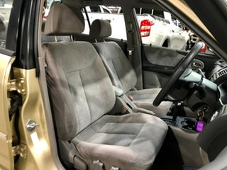 2002 Ford Laser KQ LXI Gold 4 Speed Automatic Sedan