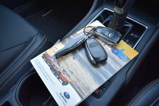2017 Subaru XV G5X MY18 2.0i-S Lineartronic AWD Black 7 Speed Constant Variable Wagon