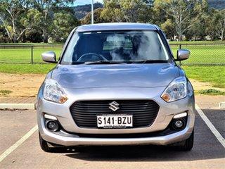 2019 Suzuki Swift AZ GL Navigator Grey 1 Speed Constant Variable Hatchback.