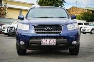 2008 Hyundai Santa Fe CM MY08 SLX Blue 5 Speed Sports Automatic Wagon.