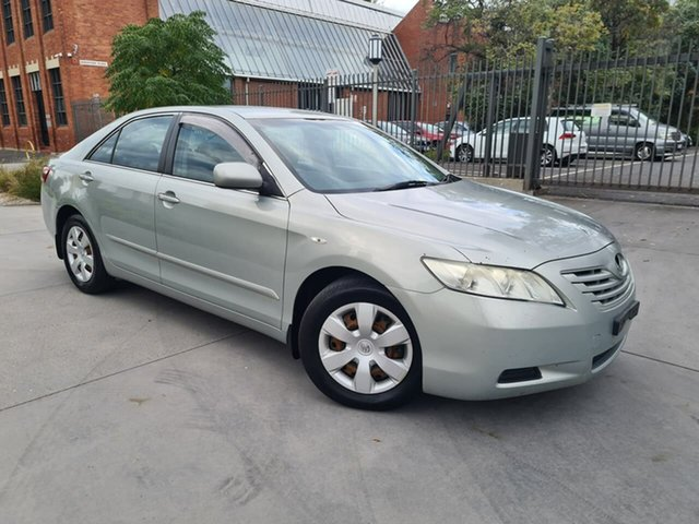 Used Toyota Camry ACV40R Altise South Melbourne, 2008 Toyota Camry ACV40R Altise Silver 5 Speed Automatic Sedan