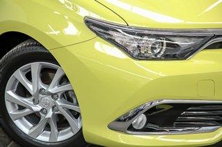 2018 Toyota Corolla ZRE182R Ascent Sport S-CVT Citrus 7 Speed Constant Variable Hatchback.