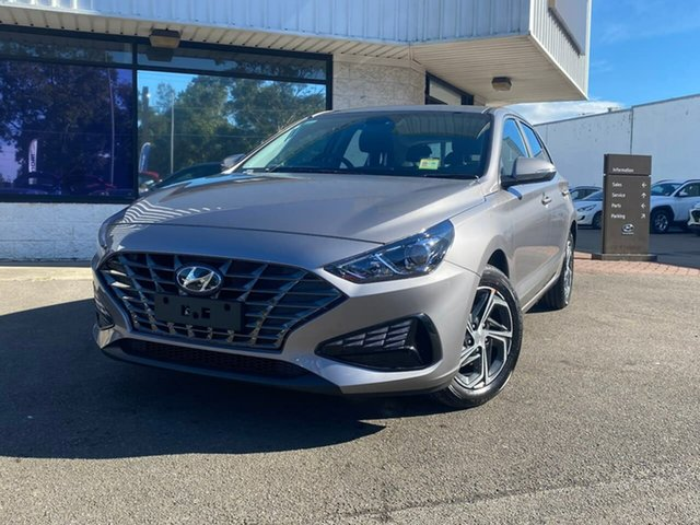 New Hyundai i30 PD.V4 MY21 Penrith, 2021 Hyundai i30 PD.V4 MY21 Fluidic Metal 6 Speed Automatic Hatchback