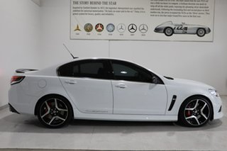 2014 Holden Special Vehicles ClubSport Gen-F MY15 R8 White 6 Speed Sports Automatic Sedan