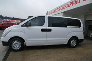 2012 Hyundai iLOAD TQ MY11 White 5 Speed Automatic Van.