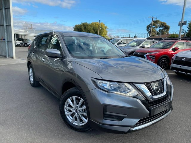 Used Nissan X-Trail T32 Series II ST X-tronic 2WD Hillcrest, 2019 Nissan X-Trail T32 Series II ST X-tronic 2WD Grey 7 Speed Constant Variable Wagon