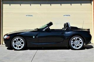 2003 BMW Z4 E85 Steptronic Black 5 Speed Sports Automatic Roadster