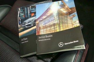 2016 Mercedes-Benz A-Class W176 806MY A250 D-CT 4MATIC Sport Black 7 Speed