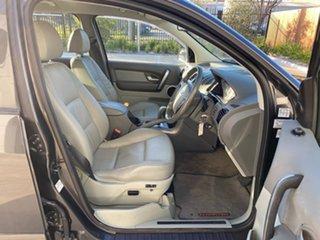 2008 Ford Territory SY Ghia Grey 4 Speed Sports Automatic Wagon