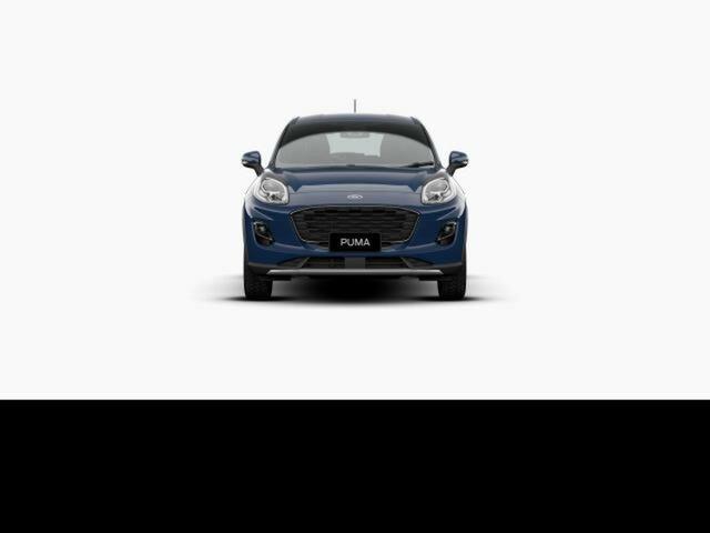 New Ford Puma JK 2021.25MY Puma Kingswood, 2021 Ford Puma JK 2021.25MY Puma Blazer Blue 7 Speed Sports Automatic Dual Clutch Wagon