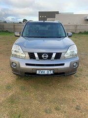 2010 Nissan X-Trail T31 MY10 ST-L Silver 1 Speed Constant Variable Wagon.