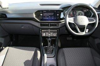 2021 Volkswagen T-Cross C1 MY21 85TSI DSG FWD Life Reflex Silver 7 Speed