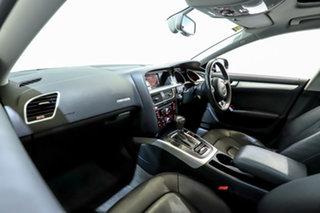 2013 Audi A5 8T MY13 Sportback Multitronic Black 8 Speed Constant Variable Hatchback