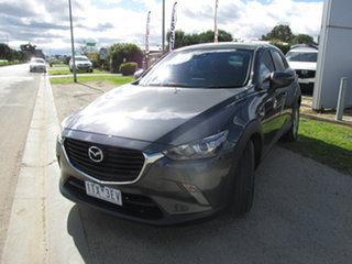2018 Mazda CX-3 DK MY19 Maxx Sport (FWD) Grey 6 Speed Automatic Wagon.