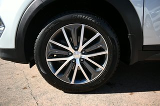 2015 Hyundai Tucson TL Active X (FWD) Silver 6 Speed Automatic Wagon.