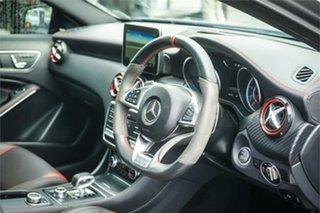 2018 Mercedes-Benz A-Class W176 808+058MY A45 AMG SPEEDSHIFT DCT 4MATIC Matte Grey 7 Speed