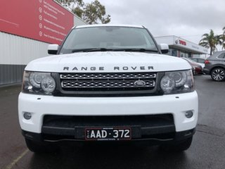 2013 Land Rover Range Rover MY13.5 Sport 3.0L SDV6 HSE Lux. Black 8 Speed Automatic Wagon