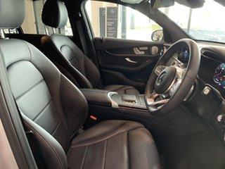 2019 Mercedes-Benz GLC-Class X253 800MY GLC200 9G-Tronic Silver 9 Speed Sports Automatic Wagon